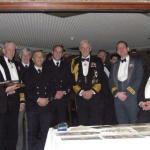 Channel Dash Memorial Dinner at RAF Base Manston