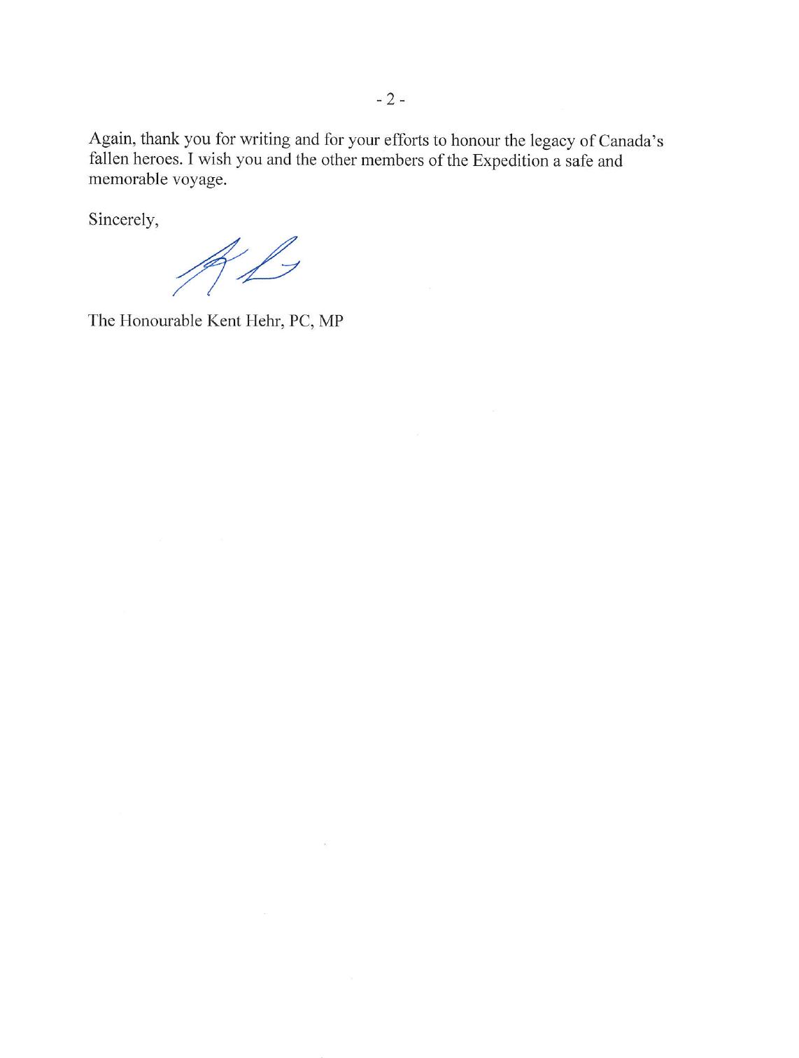 Letter Kent Hehr p2